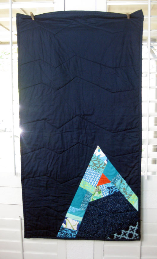 Axel's Quilt Front